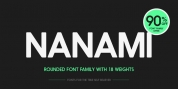 Nanami Rounded font download