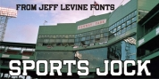 Sports Jock JNL font download