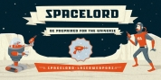 Spacelord font download