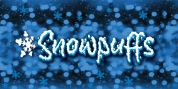 Snowpuffs font download