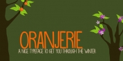Oranjerie font download