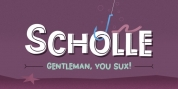 Scholle font download