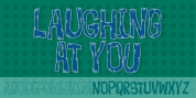 Laughing At You font download