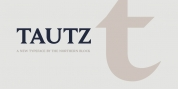 Tautz font download