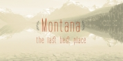 Montana font download