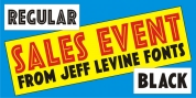 Sales Event JNL font download