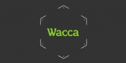 Wacca font download