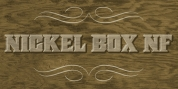 Nickel Box NF font download