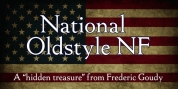 National Oldstyle NF font download