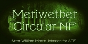 Meriwether Circular NF font download