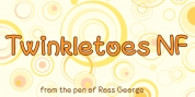 Twinkletoes NF font download