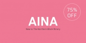 Aina font download