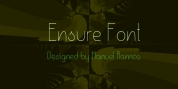 Ensure font download