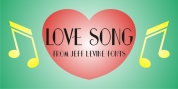 Love Song JNL font download