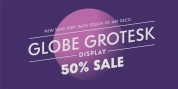 Globe Grotesk Display font download