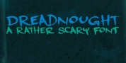 Dreadnought font download