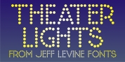 Theater Lights JNL font download