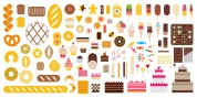 Bread And Confectionery font download