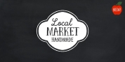 Local Market font download