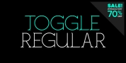 Toggle font download