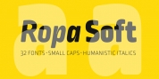Ropa Soft Pro font download