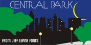 Central Park JNL font download