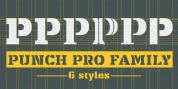 Punch Pro font download