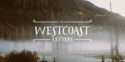 Westcoast Letters font download
