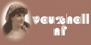 Vauxhall NF font download