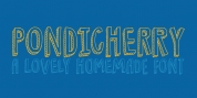 Pondicherry font download