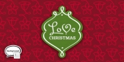 LoveChristmas font download