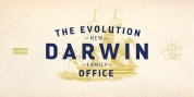 Darwin Office font download