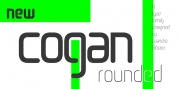 Cogan Rounded font download