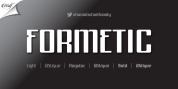 Formetic font download