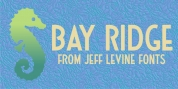 Bay Ridge JNL font download