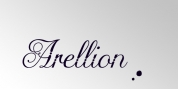 Arellion font download
