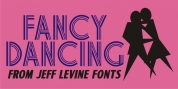 Fancy Dancing JNL font download
