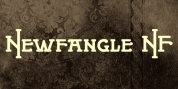 Newfangle NF font download