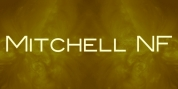 Mitchell NF font download