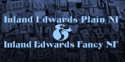 Inland Edwards NF font download
