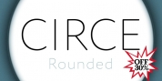 Circe Rounded font download