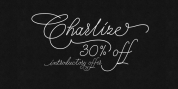 Charlize font download