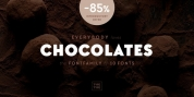 TT Chocolates font download