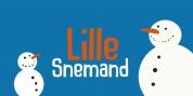 Lille Snemand font download