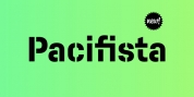 Pacifista font download