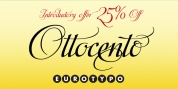 Ottocento font download