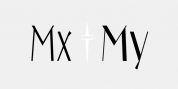 MxMy font download