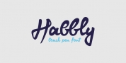 Habbly font download