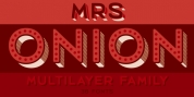 Mrs Onion font download