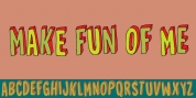 Make Fun Of Me font download